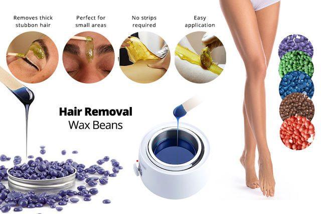 Fairnity Beauty Concept Llp Hair Removal Hot Wax Beans 脱毛热蜡豆
